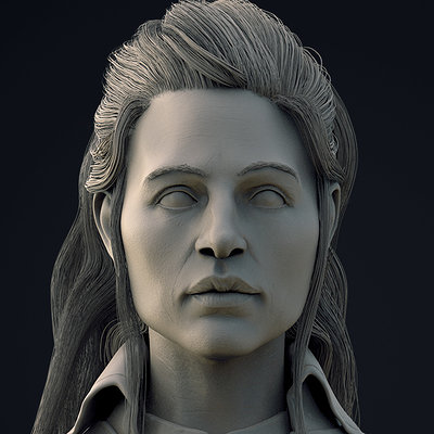 Archer High Poly