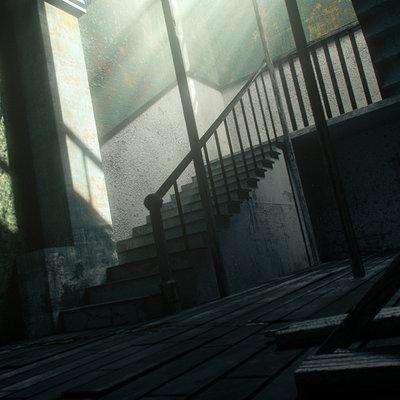 Nikolaos maragkos hauntedhallway