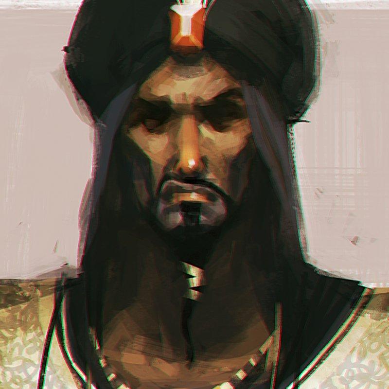 Sketch_Dailies: Jafar