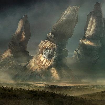 Tomasz namielski lords of the fallen hand of fallen god concept by noiprox d4yn7wy