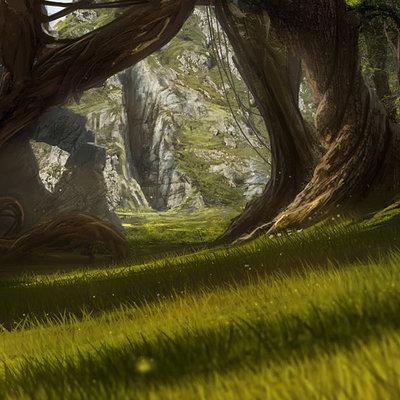 Tomasz namielski silvernai forest by noiprox d4fmufq