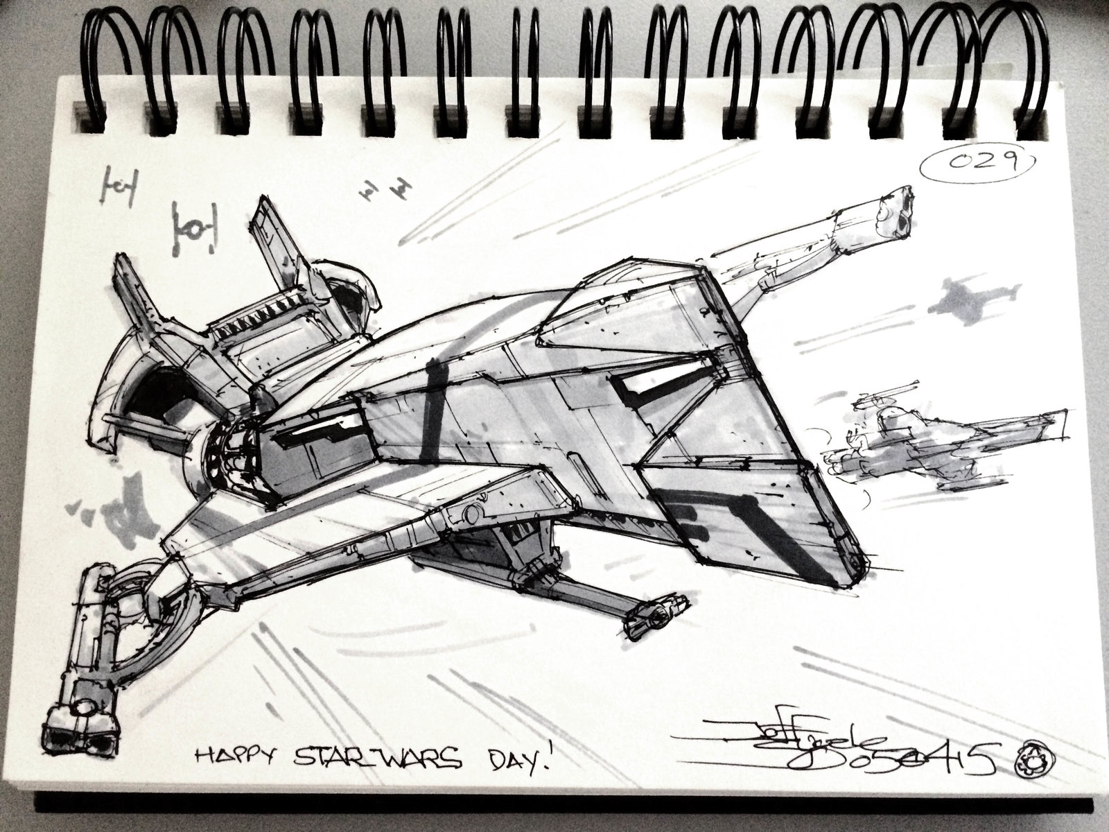 SpaceshipADay 029