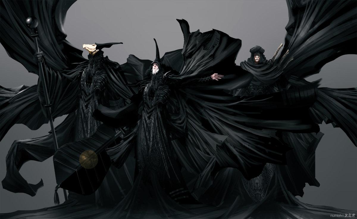 Substrata : Black Magi