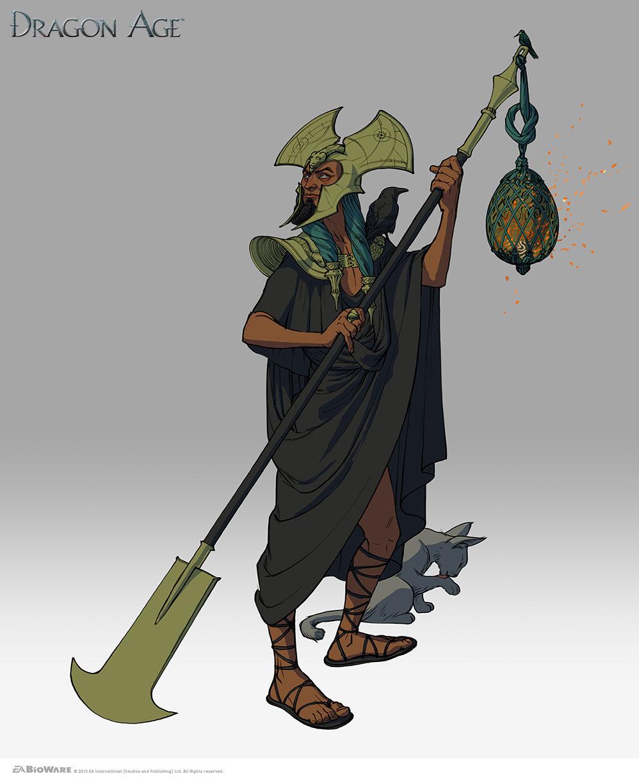 World of Thedas 2 - Darinius, the first Archon