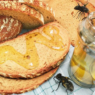 Christoph schindelar honey bread small