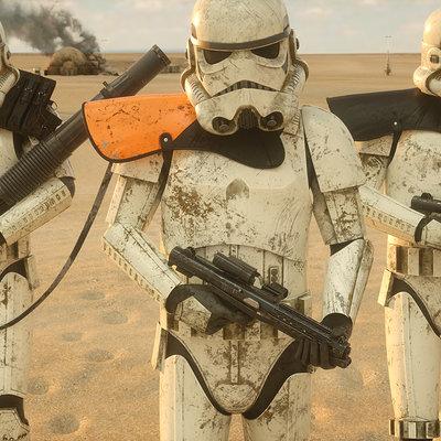 Tom isaksen sandtroopers render 01