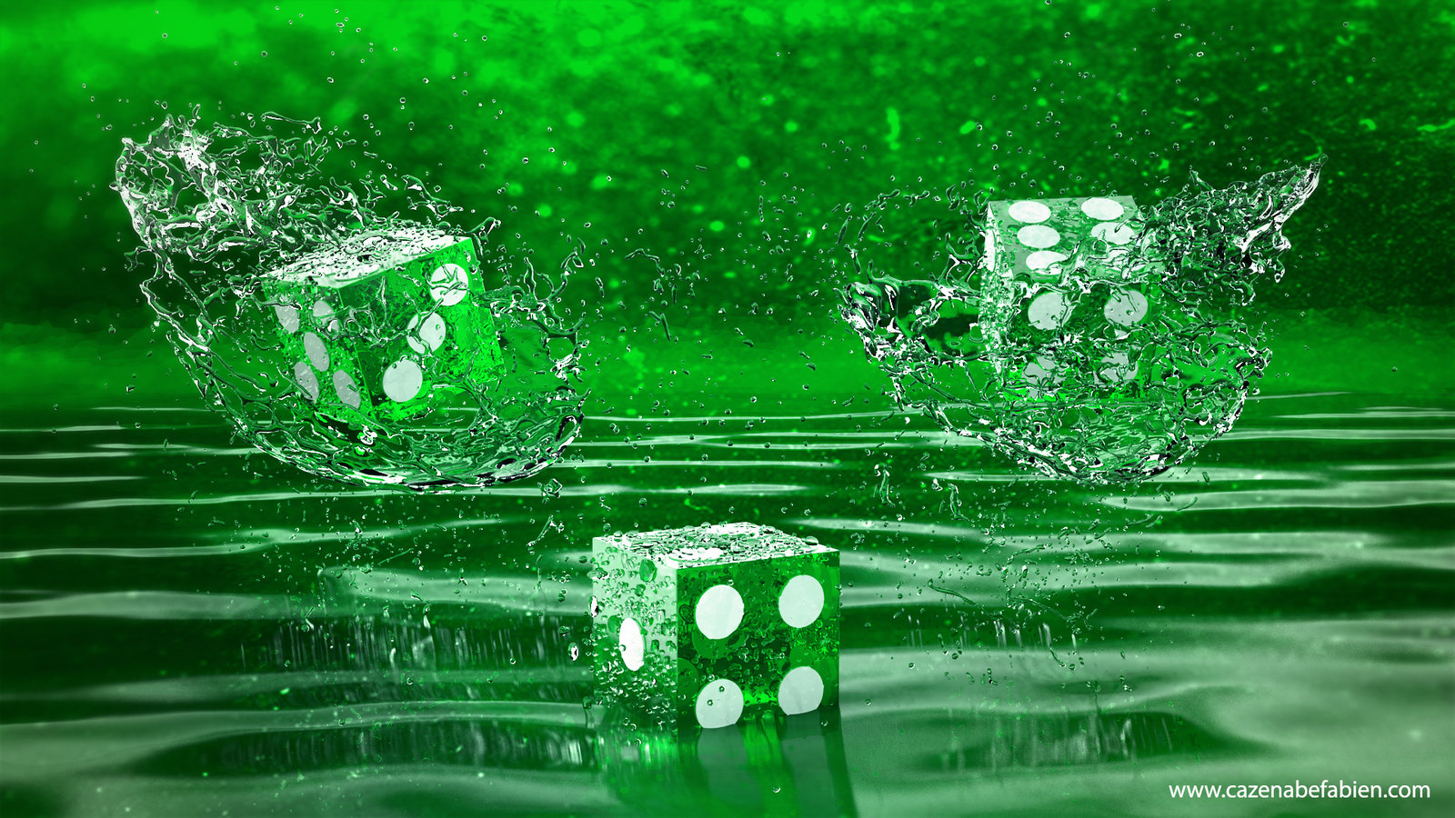 Splash Dice