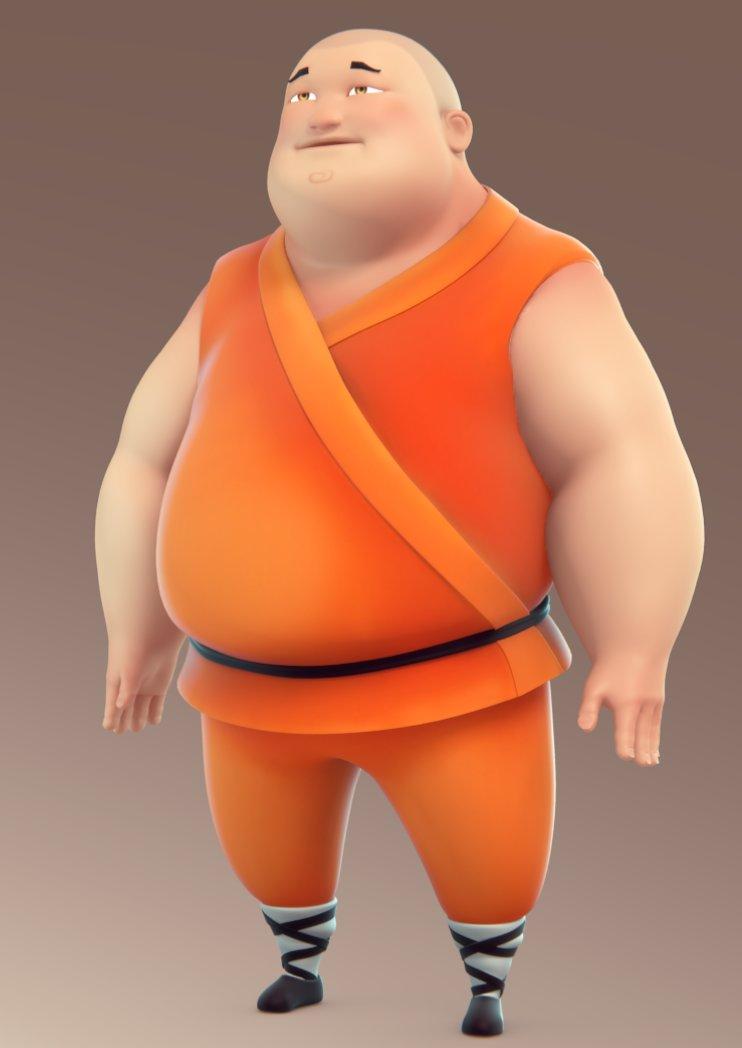 Bao the shaolin monk