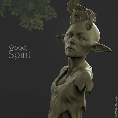 Joern zimmermann jz woodspirit sketch