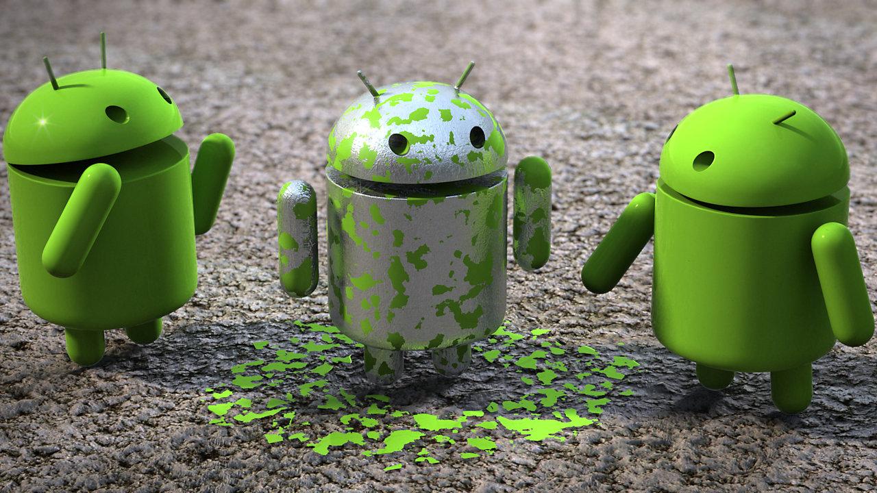 Android Breakdown - (Lighting Workflow Demo) (2011)