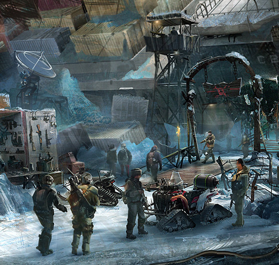 Ice Bandit Market