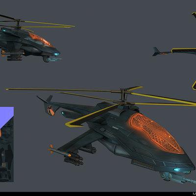 Maarten van oostveen helicopter final