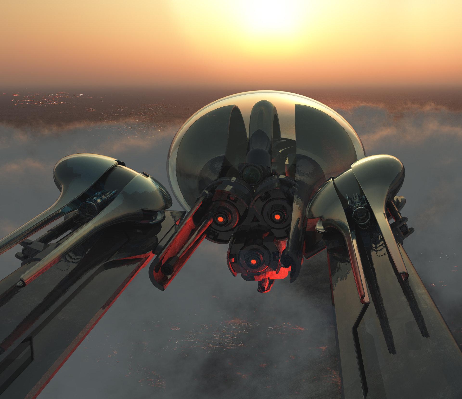 дроны будущего картинки незапамятных времён