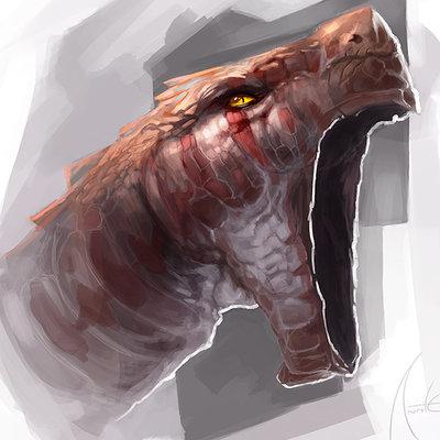 Nicolas morales dragon heads small