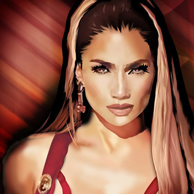 K fairbanks asjenniferlopez by k fairbanks