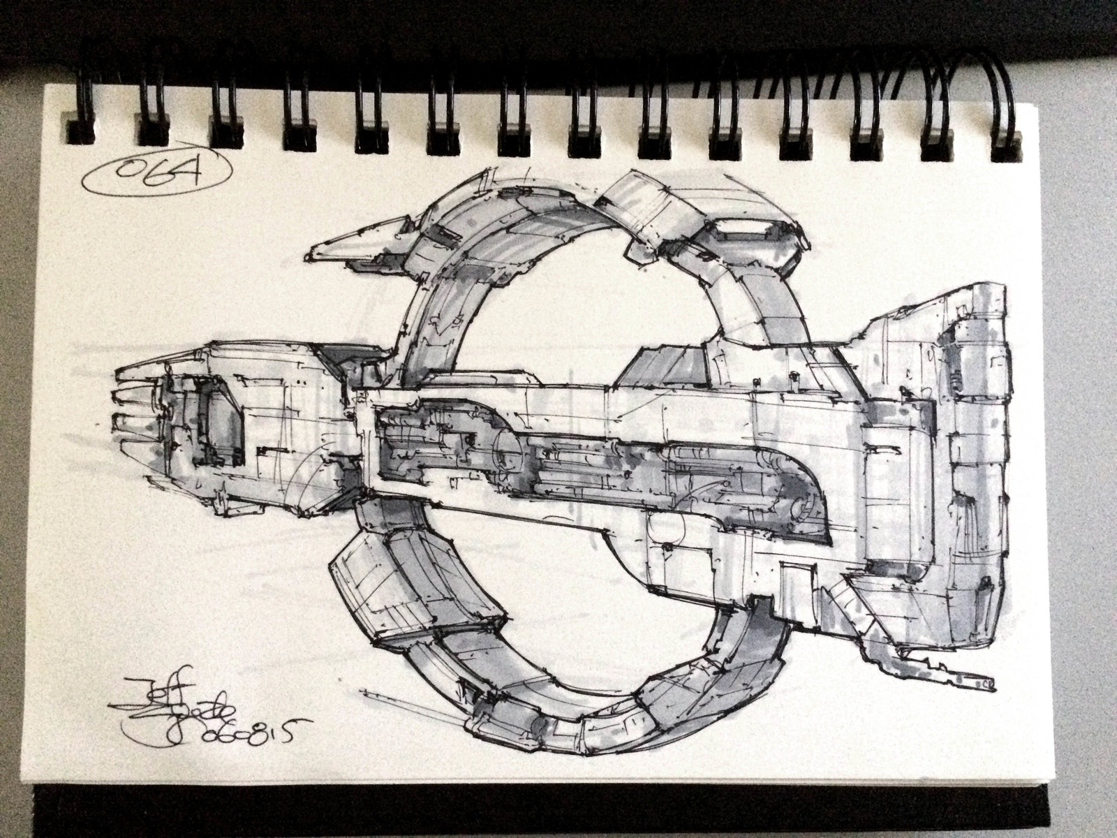 SpaceshipADay 064