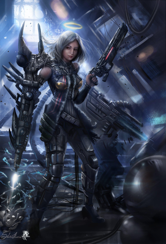 Mechanical female