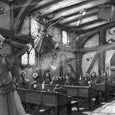 Mike mccarthy schoolroom magic