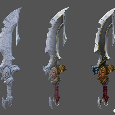 Neko yamada sword
