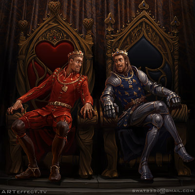 Sviatoslav gerasimchuk kings brothers