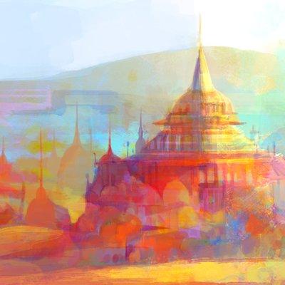 Soojung su ham june 22 2015 temple