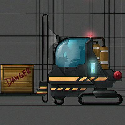 Samuel pereira truck lifter concept
