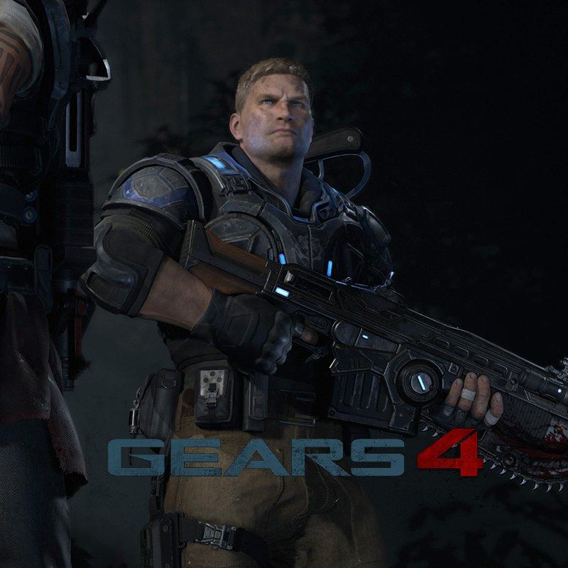 Gears 4: JD - E3 Teaser