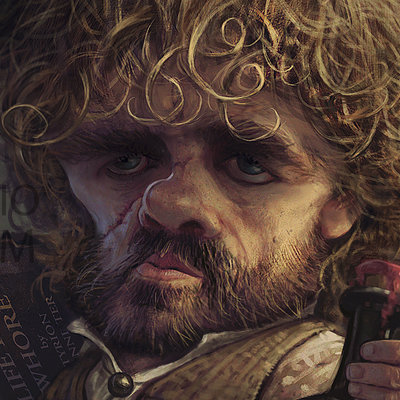 Tyrion Lannister -Magnify