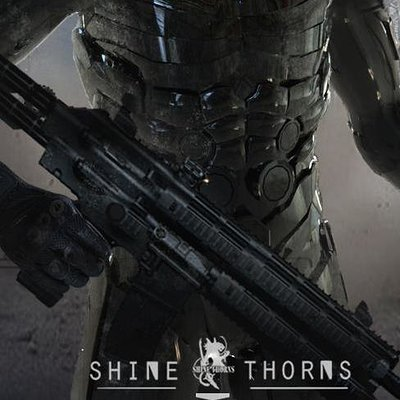 Shine thorns soldier t02 s