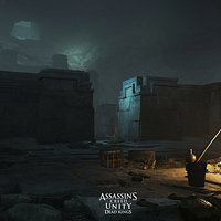 ArtStation - Assassin's Creed Syndicate: Jack The Ripper DLC