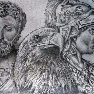 Emanuel pineiro stoicism by thegreatmanu d8kokqa