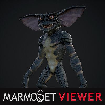 Marmoset/Gremlin Fanart