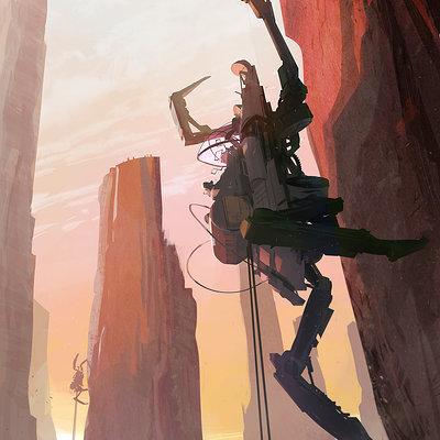 Donovan valdes cliff crawler 01b dv