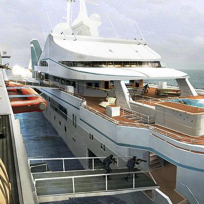 Donovan valdes yacht rush 01b