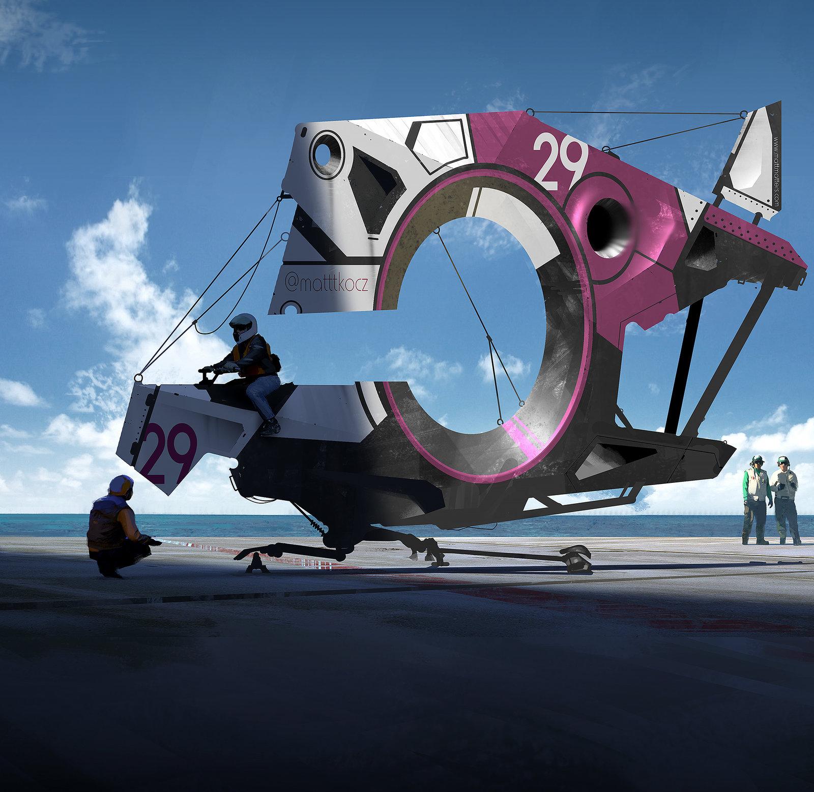Piranha Airship