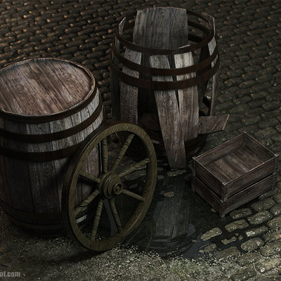 Ste flack barrel01
