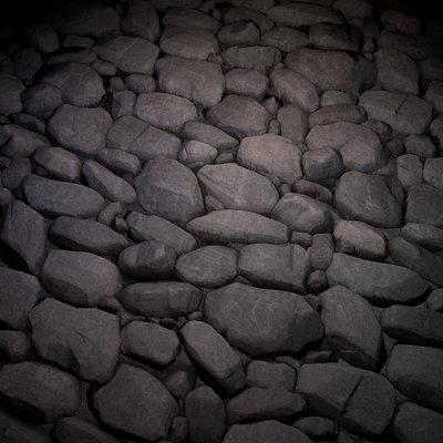 Anthony carmona natural rocks flat