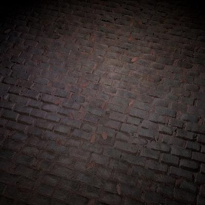 Anthony carmona paved floor 2 flat