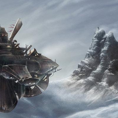 Remi le capon vol hivernal