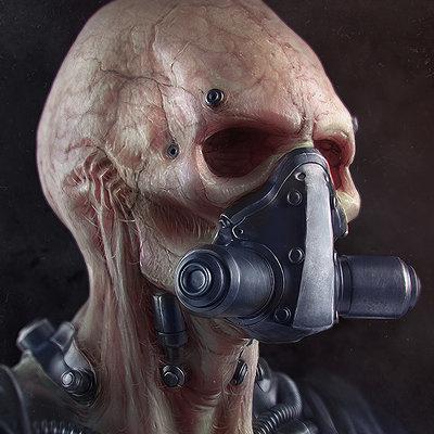 Marius siergiejew undead biomech by noistromo x960