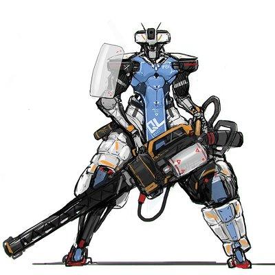 Shinku kim robot ql