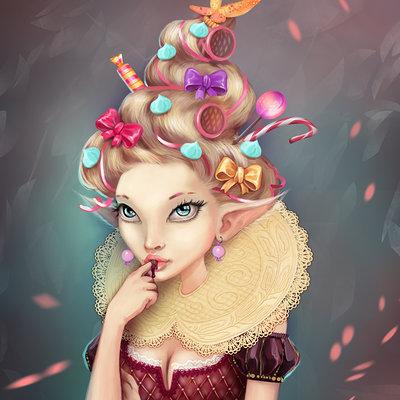Lesta danica candy princess by lesta03 d9425yg