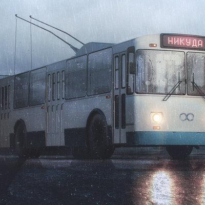 Dmitry bogoljubov trolleybus