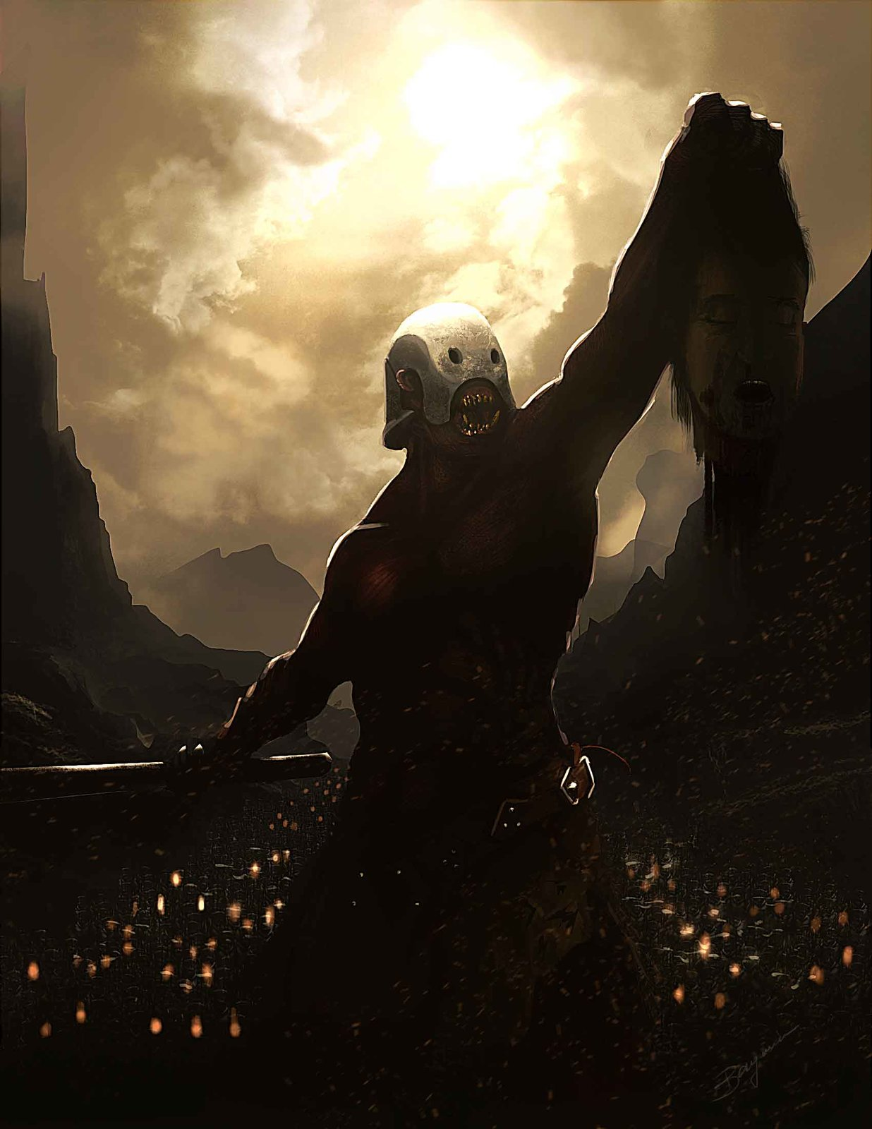 Deadly Uruk Hai