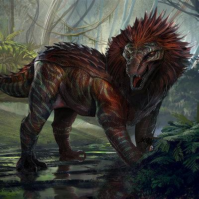 Ahmed maihope dino lion 3