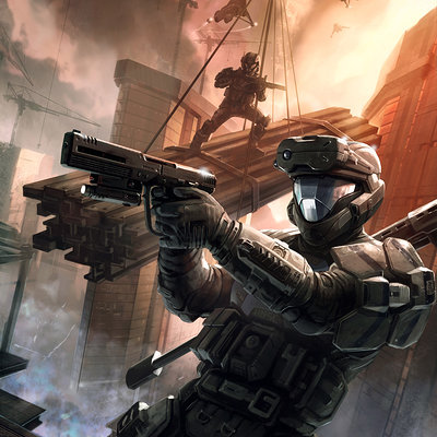 Isaac hannaford ih odst cover01g