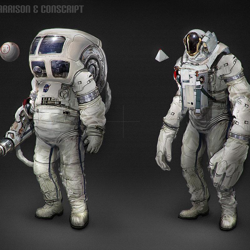 NASA: Garrison & Conscript