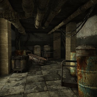 Andrew navratil tunnel hallway 02