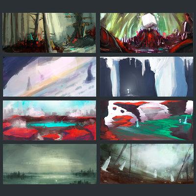 Alvaro perez thumbnails artstation