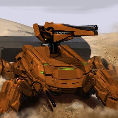 Ryan harasym desert tiger